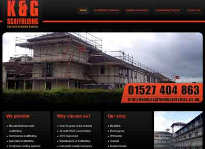 Link to KG Scaffolding website