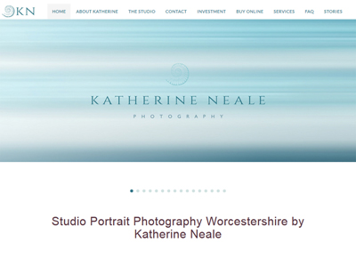 Link to Katherine Neale Photography website